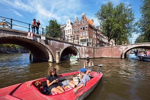 The Netherlands, Amsterdam